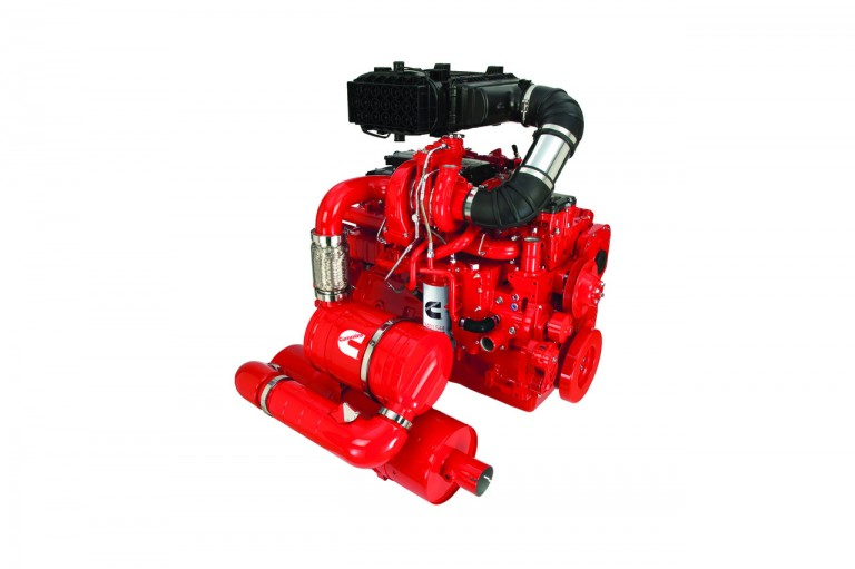 Cummins Inc. - QSL9 Diesel Engines