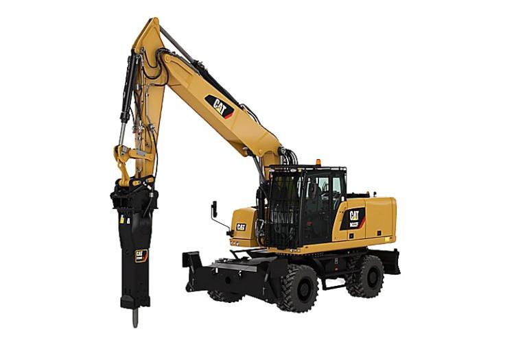 M322F Excavators