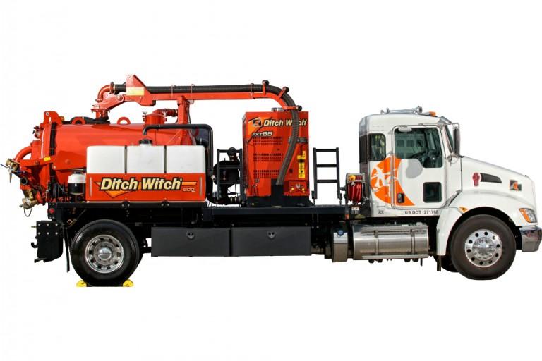 Ditch Witch - FXT65 Air Air-Vacuum Excavators