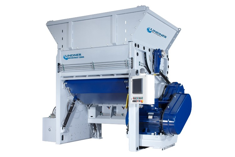 Micromat Plus 2000 / 2500 Shredders