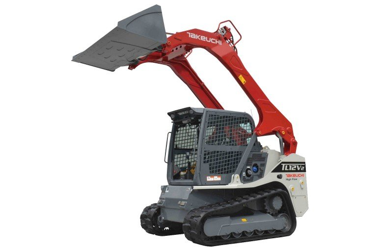 TL12V2 Compact Track Loaders
