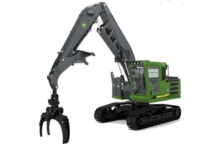 John Deere Construction & Forestry - 2156G Forestry Log Loaders