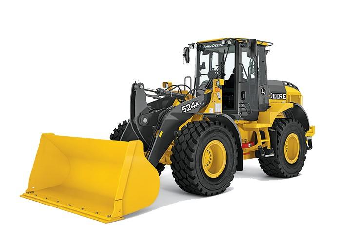 John Deere Construction & Forestry - 524K-II Wheel Loaders