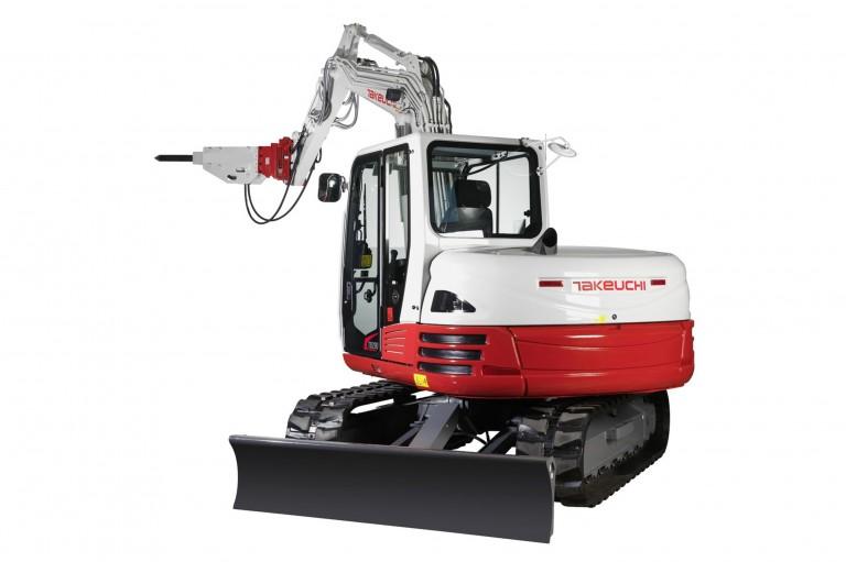 Takeuchi - TB2150 Compact Excavators