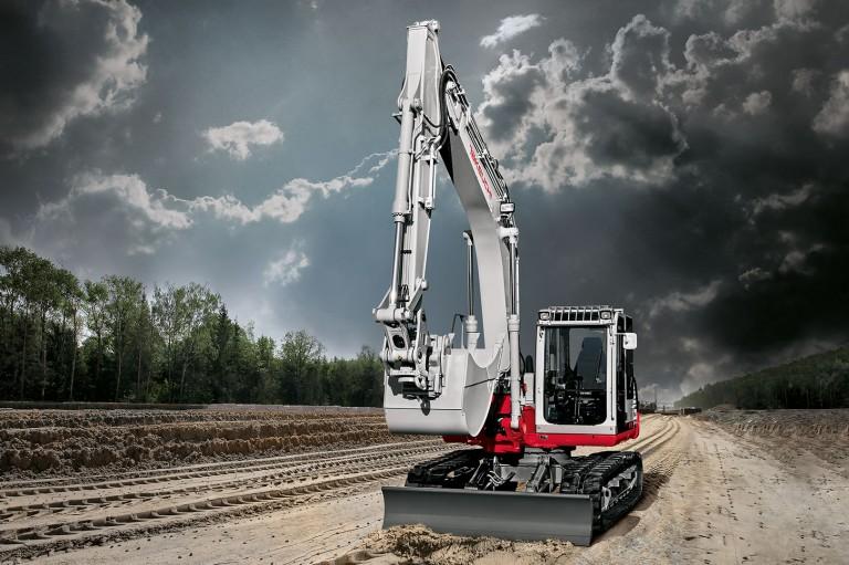 Takeuchi - TB1140 Series 2 Compact Excavators