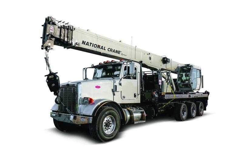 Manitowoc Company, Inc - NBT36-1 Truck Mounted Cranes