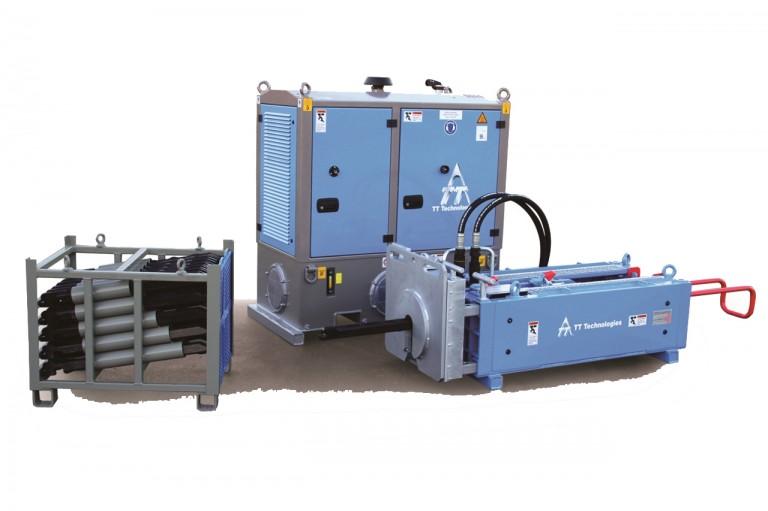TT Technologies - GRUNDOBURST® Pipe Bursting