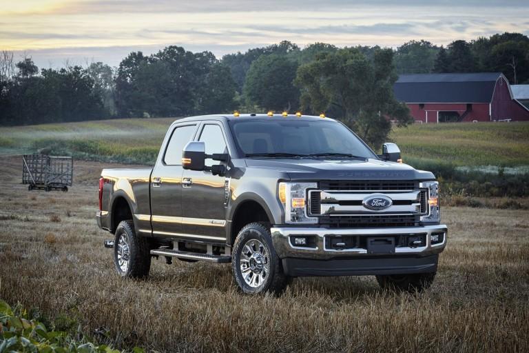 Ford Motor Company - 2017 Super Duty F-250 XL Pickup Trucks