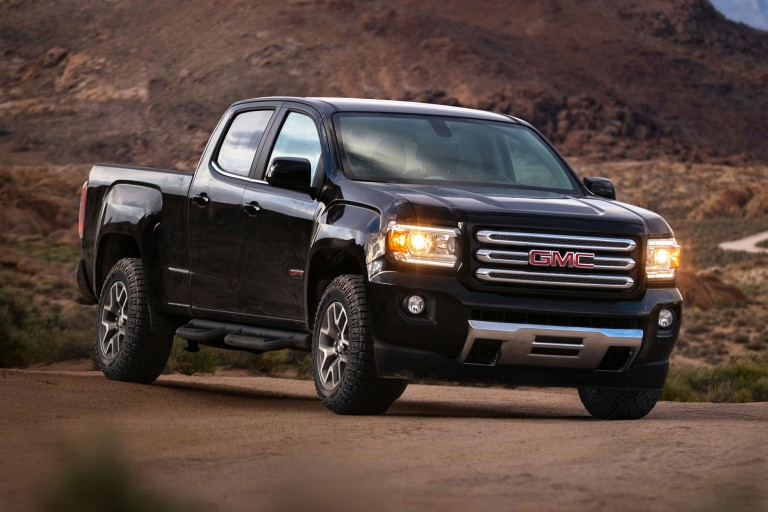 GM Canada - GMC Canyon Pickup Trucks