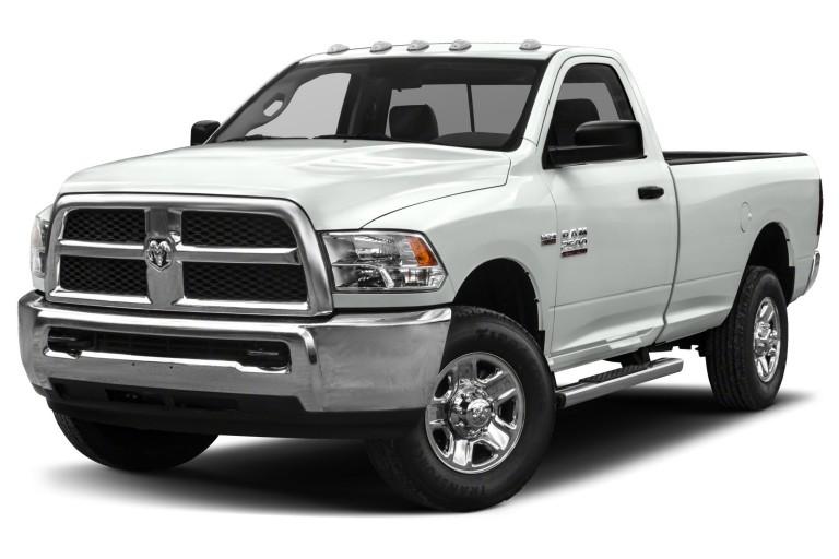2017 Ram 2500 Pickup Trucks