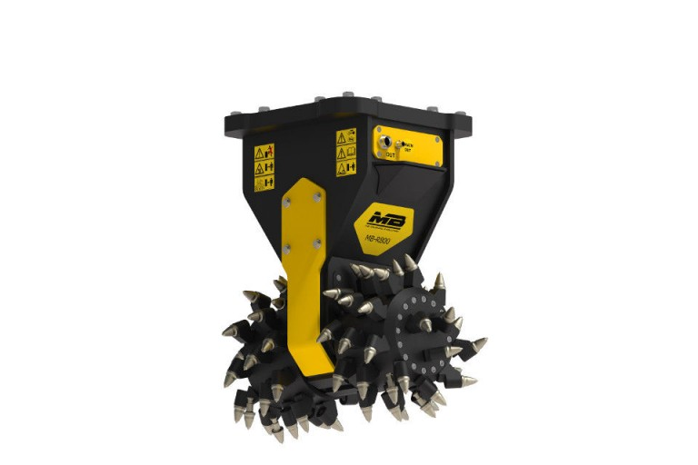 MB S.p.A. - MB-R800 Drum Cutters