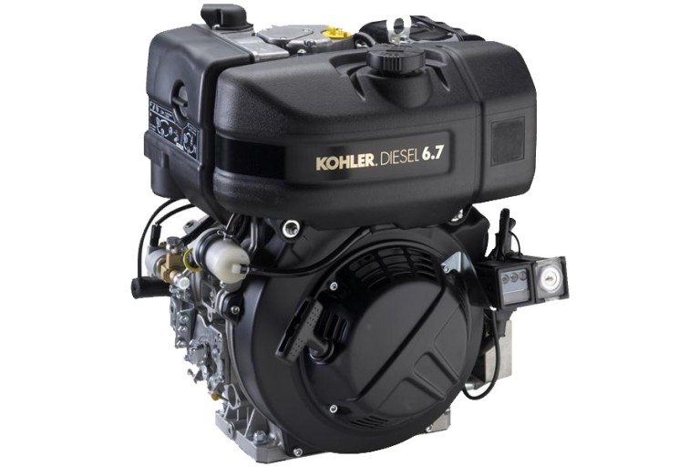 KD350 - Kohler Power Systems - Heavy Equipment Guide