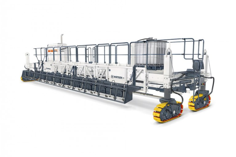 Wirtgen - TCM 180i Texture / Curing Machines