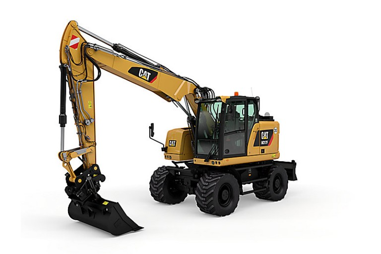 Caterpillar Inc. - M317F Wheeled Excavators