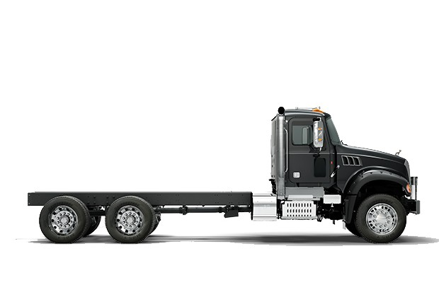 Mack® Granite® Vocational Trucks