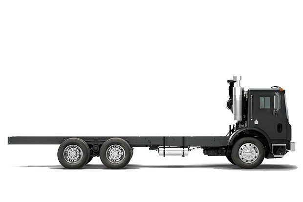 Mack Trucks, Inc. - TerraPro™ Cabover Vocational Trucks