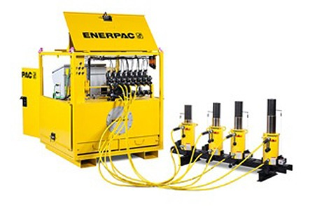 EVOB816W Hydraulic Lifting Systems