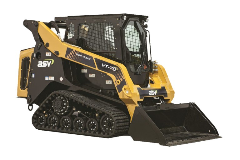 ASV Holdings Inc. - VT-70 Compact Track Loaders