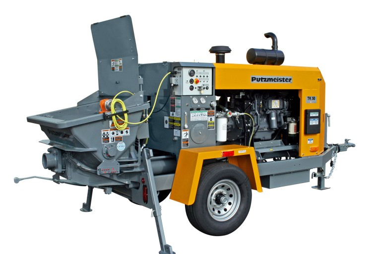 TK 50 Concrete Pumps