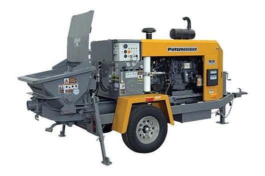 TK 70 Concrete Pumps