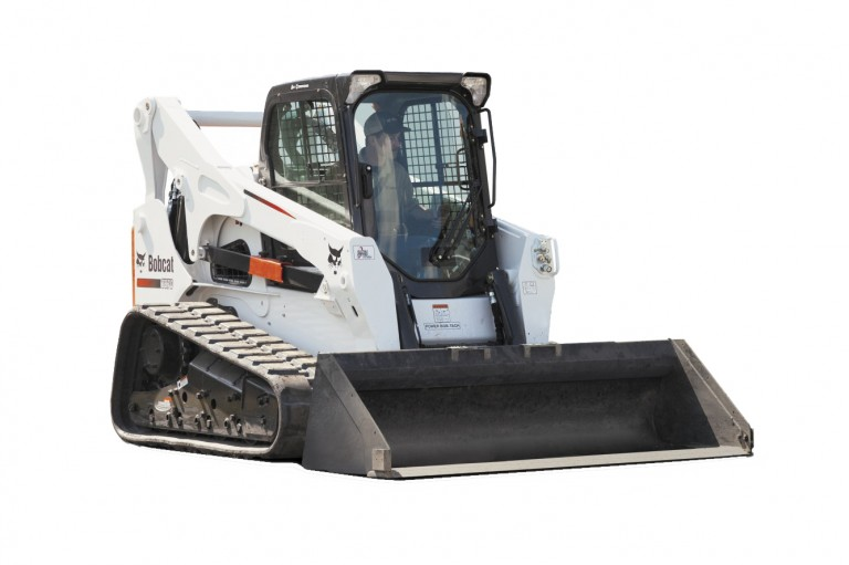 T750 Compact Track Loaders
