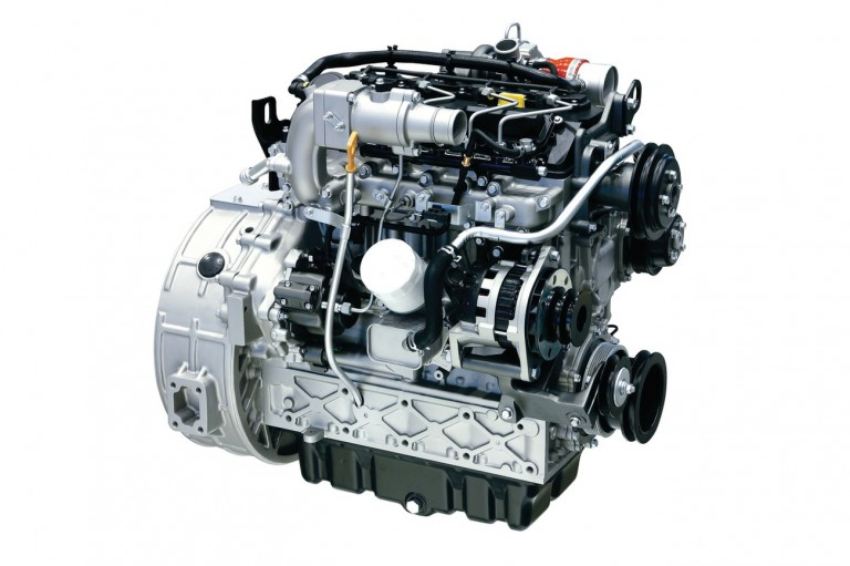 D34 Diesel Engines