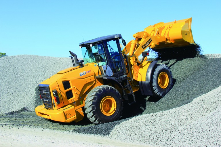 80Z7 Wheel Loaders