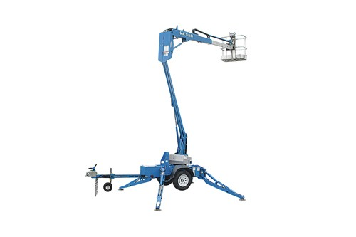 TZ™-34/20 Telescopic Boom Lifts