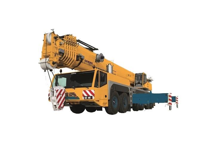 AC 250-6 Mobile Cranes