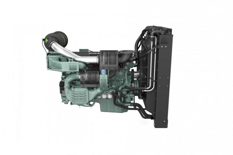 Volvo Penta of the Americas - TWD1644GE Diesel Engines