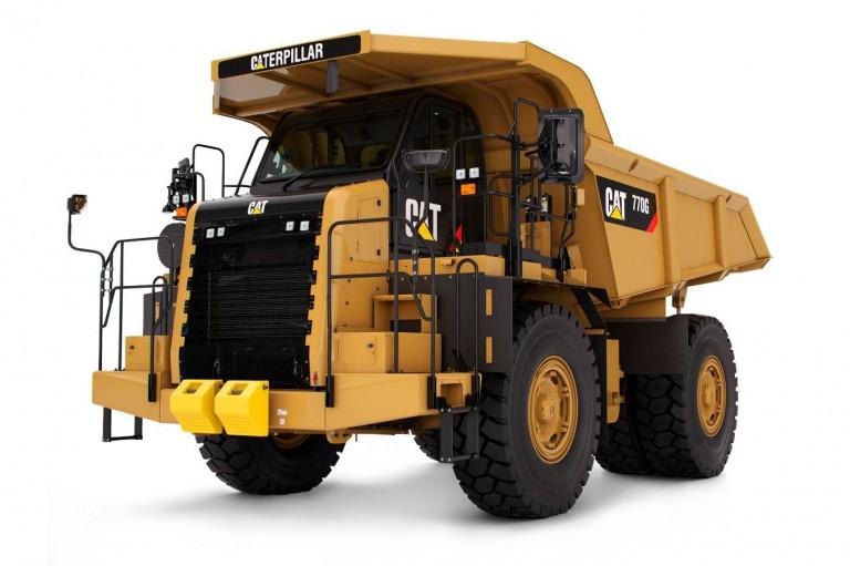 770G Vocational Trucks