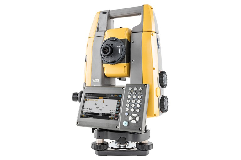 Topcon Positioning Systems - GT Series Total Stations