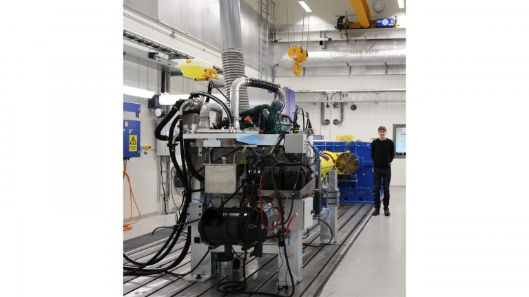 Volvo Ce On Twitter A Big Welcome To Our New Hx2: Volvo CE Opens New State-of-the-art Driveline Testing