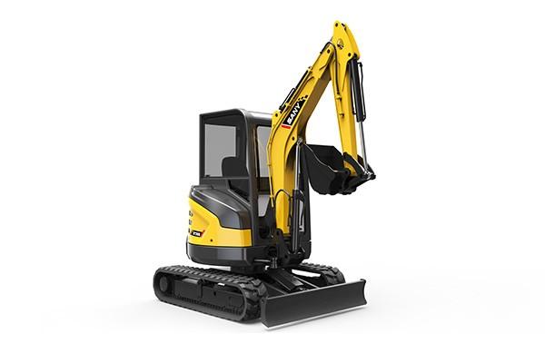 SANY America, Inc. - SY26U T4f Compact Excavators