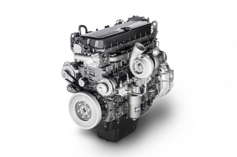 Cursor 16 Diesel Engines