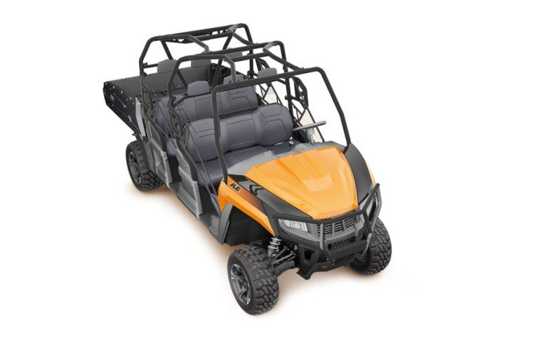 615G All Terrain Vehicles