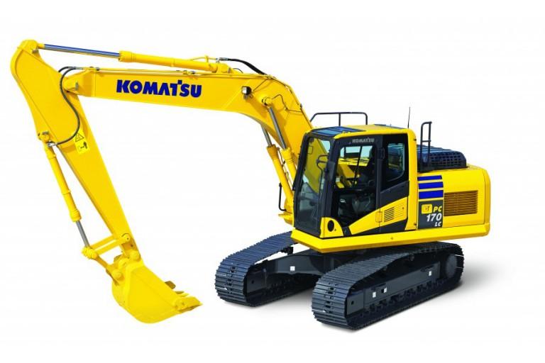 Komatsu America Corp. - PC170LC-10 Excavators