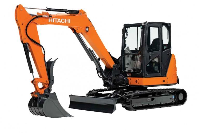 ZX60USB-5 Excavators
