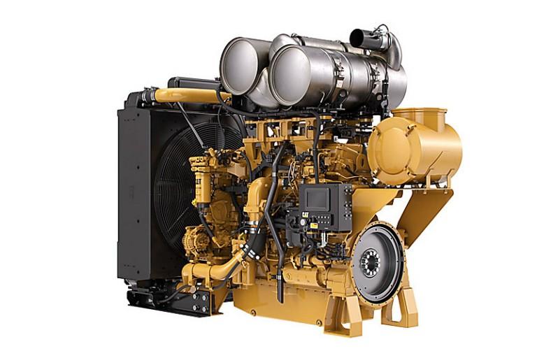 Caterpillar Inc. - C18 ACERT™ Diesel Engines