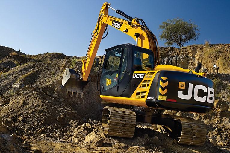 JS130 Excavators