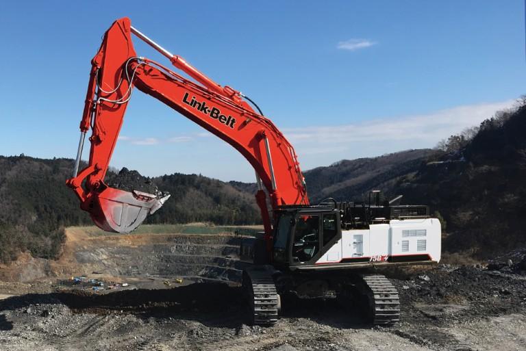 750 X4 Excavators