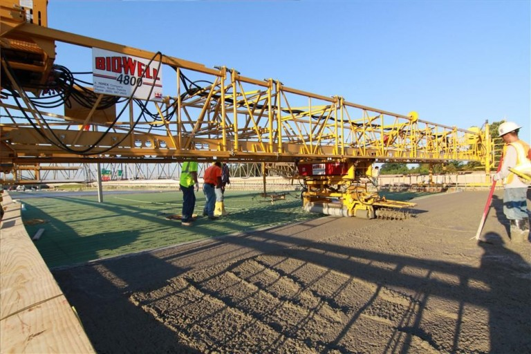 Terex Corporation - Bid-Well 4800 Concrete Pavers
