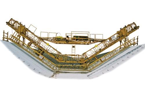 Terex Corporation - 7000 HD Concrete Pavers