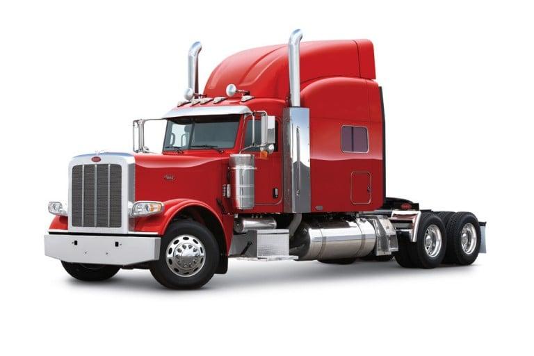 Model 389 Vocational Trucks