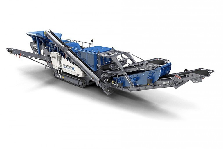 MR 110 Z EVO 2 Track Mounted Impact Crushers