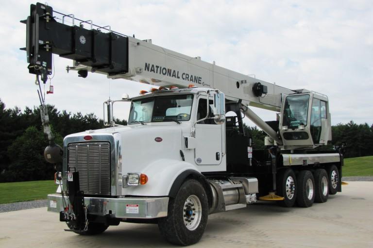 NBT45 Mobile Cranes