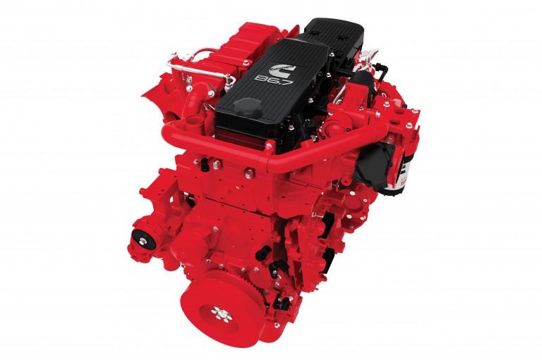 B6.7N Gas Engines