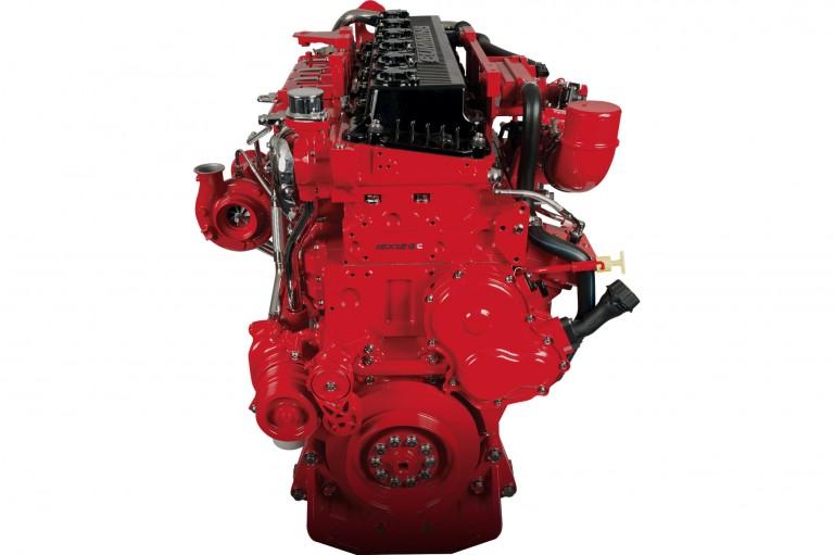ISX12N Gas Engines