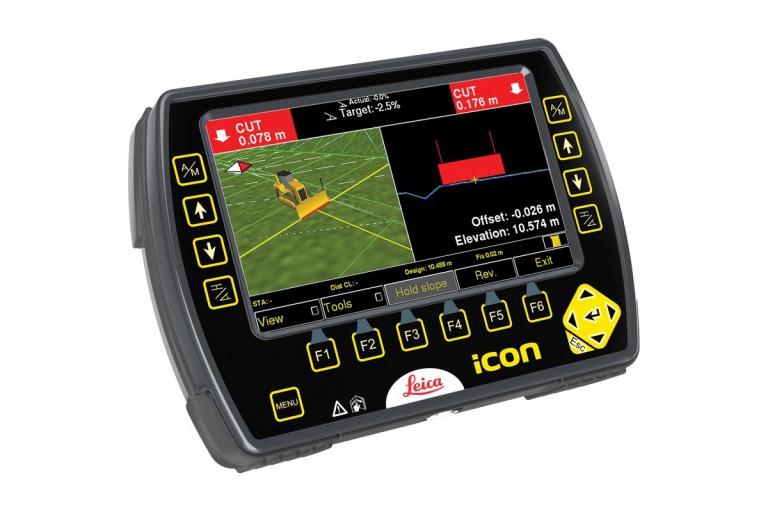 iCON iGD4SP Machine Control
