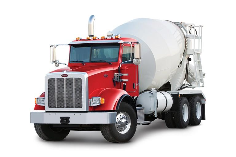 Model 365 Vocational Trucks